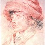 "Peter Paul Rubens copy - ""Nicholas"""